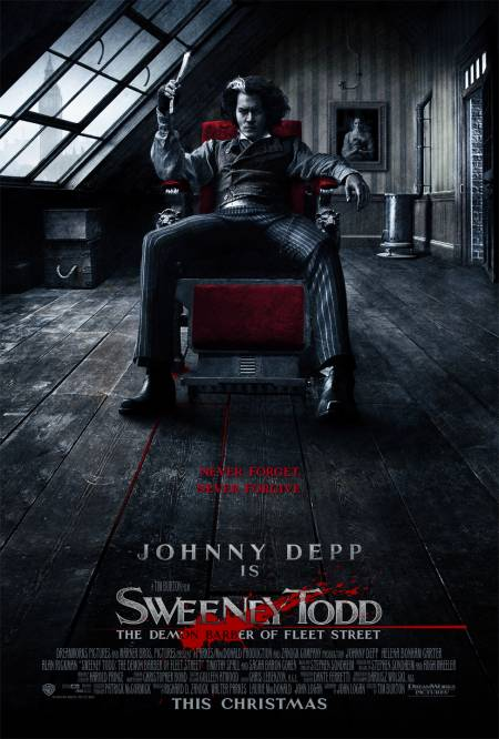 Sweeney Todd Poster 01